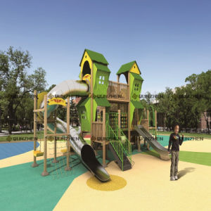 Factory Supply Durable Commercial Kids Outdoor Playground pictures & photos