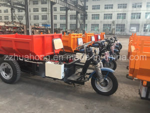 Three Wheel Electric Tricycle, Cargo Mining Tricycle pictures & photos