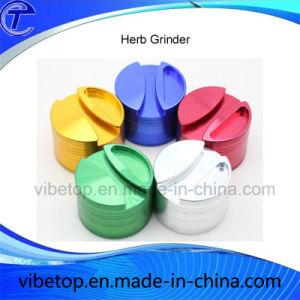 China Manufacturer Export Tobacco Tool Aluminum/Zinc Alloy Grinder pictures & photos