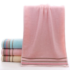 Promotional Home / Hotel Cotton Face / Hand / Bath / Beach Towel pictures & photos