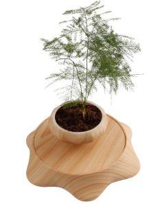 New Product Magnetic Levitation Floating Plant Pots
