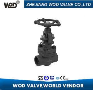 Forged Globe Valve pictures & photos
