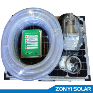 Portable Solar DC Water Pump Set pictures & photos