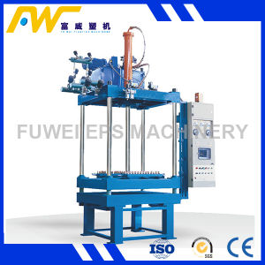 Fuwei Semi-Auto Shape Molding Machine with Driving Screw pictures & photos