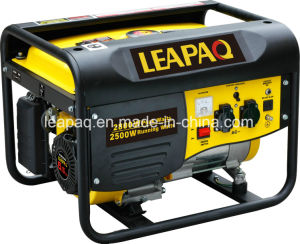 2.5kw Recoil Start P-Type Portable Gasoline Generator pictures & photos
