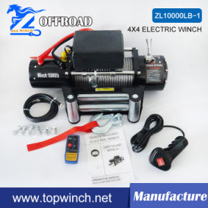 SUV Winch Electric Winch Auto Winch with 10000lb Load Capacity pictures & photos