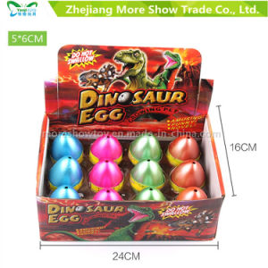 Colourful Growing Pet Dinasour Eggs Hatching Egg Toys 5*6cm pictures & photos
