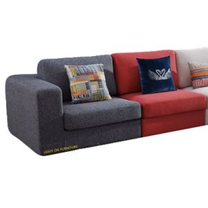 Colorful Fabric Sofa Combination for Living Room China (F811B) pictures & photos
