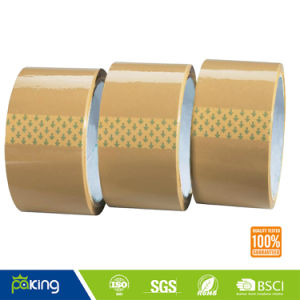 48mm X 66 Meters Buff BOPP Adhesive Packaging Tape pictures & photos