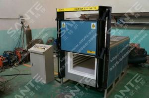 Industrial Electric Furnace High Temperature Resistance Furnace Std-1200-16 pictures & photos