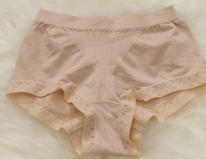 Women′s Seamless High Cut Lingerie Lace Briefs, Fashion pictures & photos
