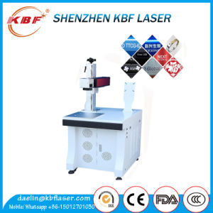 Ce, ISO Ipg 20W/30W Fiber Laser Engraving Machine for Carbon/Mild Steel pictures & photos