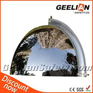 Quarter and 1/2 Ball Dome Security Convex Mirror pictures & photos