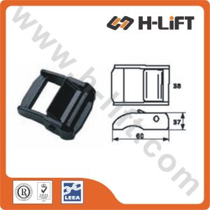 1-1/2′′ Black Metal Cam Buckle (900kg/1980lbs) pictures & photos