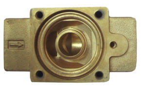 Forged Brass Valve Parts with CNC Machining pictures & photos