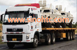 Truck head, lorry truck, heavy truck, 6X4 Tractor Truck FAW pictures & photos