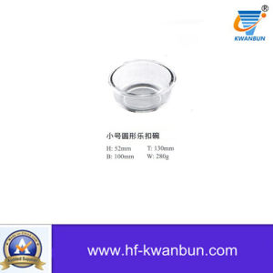 High Quality Glass Bowl Good Glass Bowl Kb-Hn01249 pictures & photos