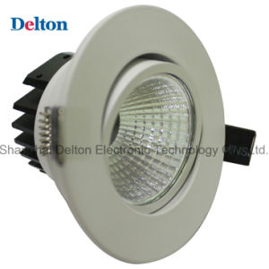 7W Flexible COB LED Down Light (DT-TD-003) pictures & photos