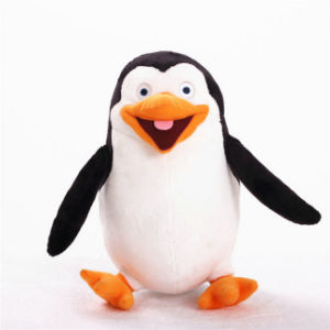 Custom Promotion Gift Soft Stuffed Animals Plush Pingu Soft Toy pictures & photos