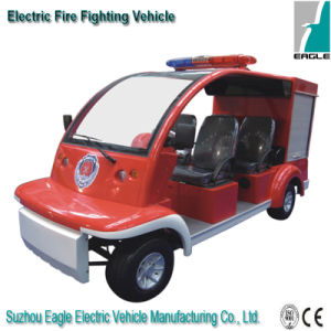 Electric Fire Fighting Vehicle (EG6010F) pictures & photos
