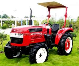 Jinma 554 Tractor (55HP 4WD) pictures & photos