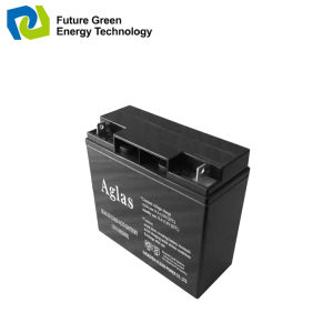 12V 17ah Rechargeable Deep Cycle Maintenance Free VRLA UPS Storage Battery pictures & photos