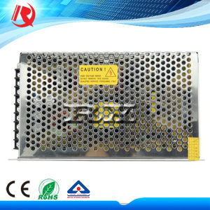 Ce RoHS Approved Single Output 200W LED Power Supply 5V 40A AC DC Power Supply pictures & photos