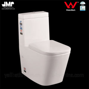 Watermark Bathroom Water Closet Sanitary Wares Ceramic Toilet pictures & photos