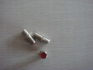 High Quality RF F Double Female Connector pictures & photos