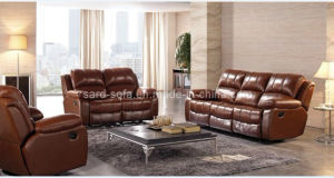 Leather Sofa-Recliner Sofa-New Model
