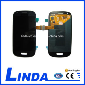 LCD with Touch Screen for Samsung Galaxy S3 Mini I8190 pictures & photos