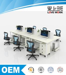 Office Furniture Workstation for 6 Person