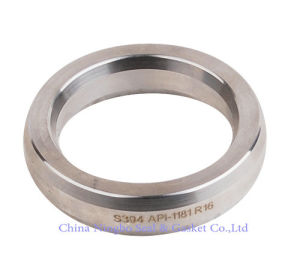 Ss304 Ss316 Seal Rtj Ring Joint Gasket pictures & photos