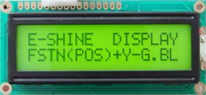LCD Display Character COB EC1602K0-YF-6Y pictures & photos