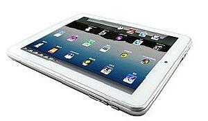 8′′ Tablet PC (Xiaoxu-7.58 RK3066 Dual-core 8′′)