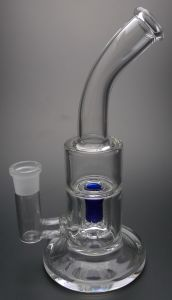 D&K Wholesale Glass Smoking Water Pipe Factory with Logo Avilible pictures & photos