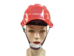 HDPE/ABS Material Comfort Protective Hat Adjustable Industrial Construction Safety Helmet pictures & photos