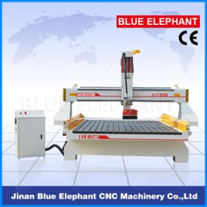 Ele1530 Customized Size High Z Axis Wood CNC Carving Machine for Wood Engraving pictures & photos
