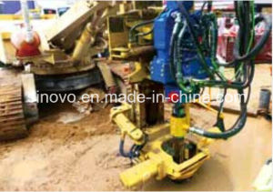 SM1100 full hydraulic crawler mounted multi-functional rotary drilling rig with CE certificate pictures & photos