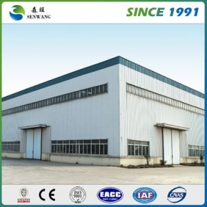 Q345 Light Steel Frame Construction Australia with PU Sandwich Panels pictures & photos