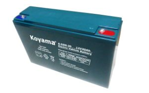 12V 30ah Long Service Life Battery for Electric Tricycles pictures & photos