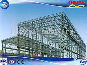 Prefabricated Steel Structure Building (FLM-049) pictures & photos