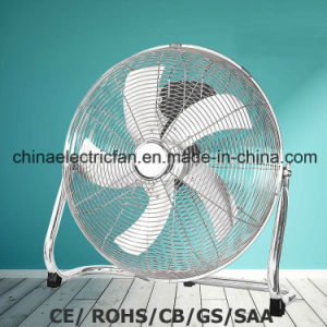 """18""""Metal Floor Fan with Powerful Airflow GS/Ce/CB pictures & photos"""