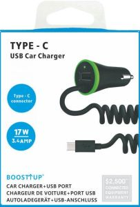 Type-C Car Charger with Cable pictures & photos