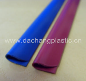 Plastic Binder, PVC File Clip pictures & photos
