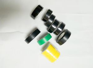 Colouredelectrical Tape for PVC Insulation Tape pictures & photos