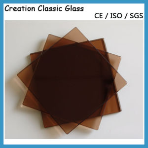 Bronze/Color Float Glass for Glass Products/Building Glass with ISO9001 pictures & photos