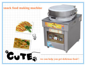 Pancake Press Machine