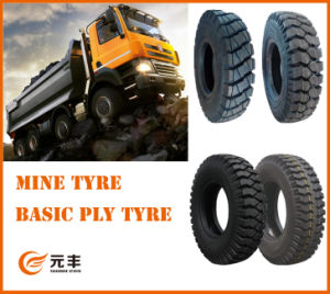 600-15 Yuanfeng Mining Truck Tire, Mining Truck Tyre