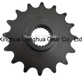 Front Sprocket for BMW F650GS Dakar Thickness 520 16 Tooth pictures & photos